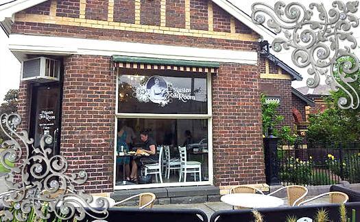 Austen Tea Room Restaurant
