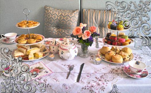 Austen Tea Room High Tea